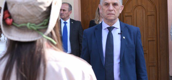 Počelo obilježavanje Dana bošnjačke nacionalne zastave