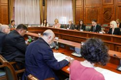 (Srpski) Održana druga sednica Koordinacionog tela za praćenje realizacije Strategije za socijalno uklјučivanje Roma i Romkinja u Republici Srbiji