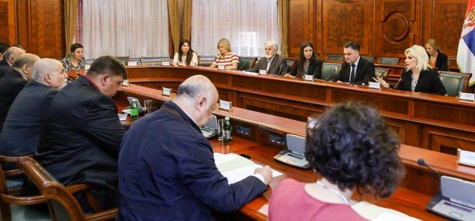 Održana druga sednica Koordinacionog tela za praćenje realizacije Strategije za socijalno uklјučivanje Roma i Romkinja u Republici Srbiji