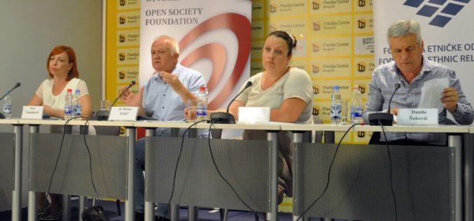 Prava manjina nisu u fokusu vlasti u Srbiji