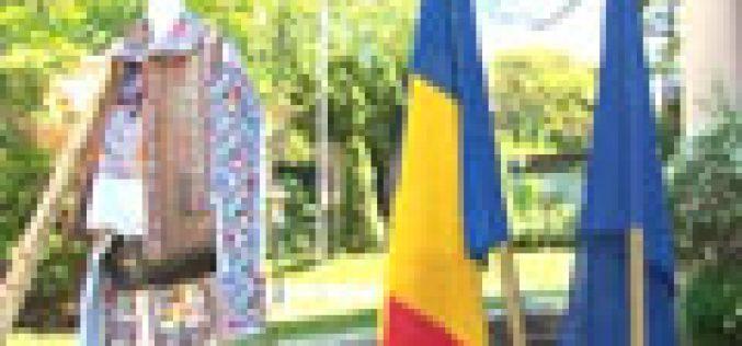 """(Srpski) Ambasada Republike Rumunije organizovala """"Prolećni bazar"""""""
