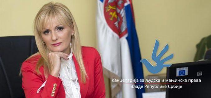 Paunović: Ulažemo mnogo truda i energije u zaštitu ljudskih prava