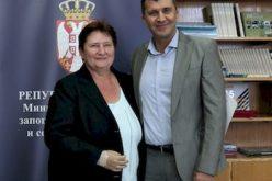 Odnosi Srbije i Slovačke sve bolji