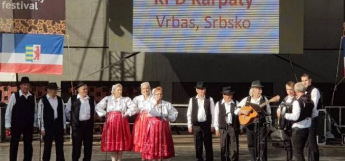 "Svidnjik i Vrbas povezuju ""Karpati"", festival rusinske kulture"