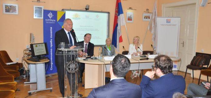 (Srpski) U Nišu održana konferencija o proširenju EU