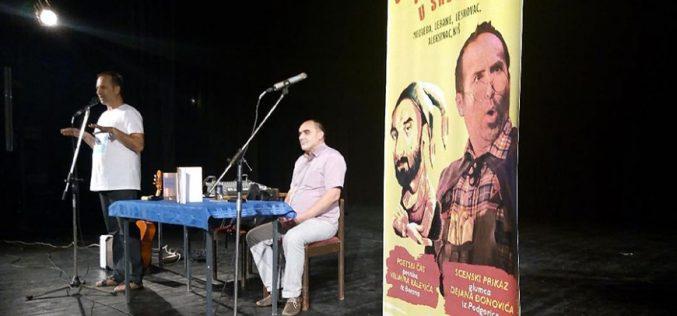 (Srpski) Crnogorski umjetnici oduševili mlade na jugu Srbije