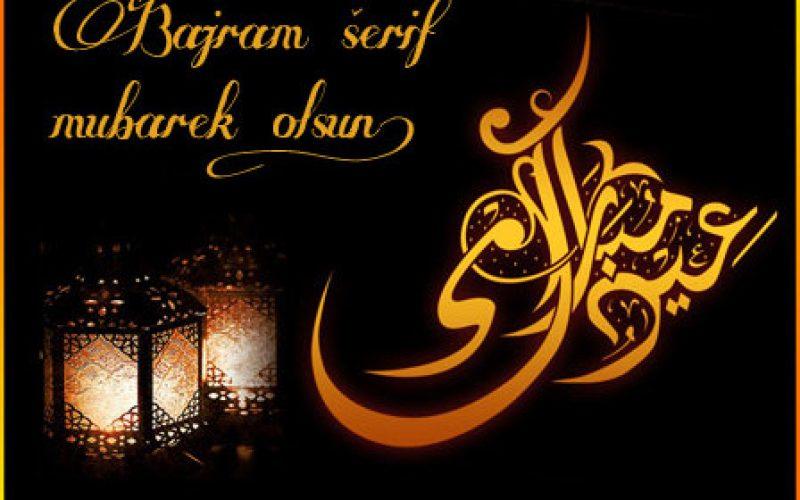 Čestitke povodom Ramazanskog Bajrama