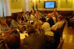 (Srpski) Ružić sa predstavnicima manjina o predstojećim izborima za nacionalne savete