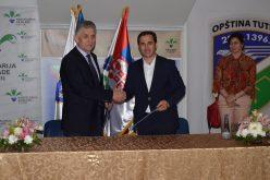 (Srpski) Sporazum o saradnji između Bošnjačkog nacionalnog vijeća i Općine Tutin