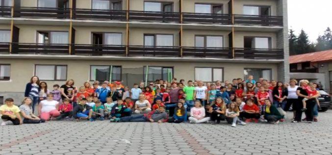 (Srpski) Kamp u Slovačkoj za decu iz materijalno ugroženih porodica
