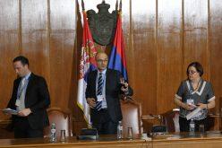 (Srpski) Republička izborna komisija predstavila uputstvo za sprovođenje izbora za članove nacionalnih saveta
