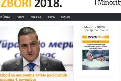 Minority News – Izbori za nacionalne savete