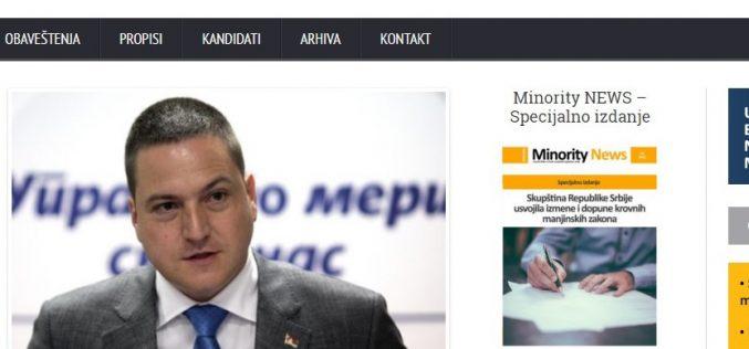 (Srpski) Minority News – Izbori za nacionalne savete