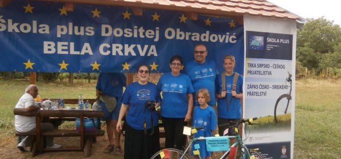 Trka češko-srpskog prijateljstva