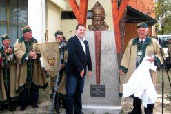 Spomenik svetom Orbanu u Horgošu