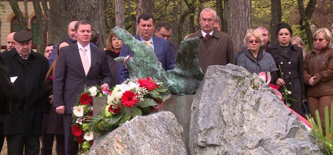 (Srpski) Mađarska nacionalna manjina obeležila Dan narodne revolucije