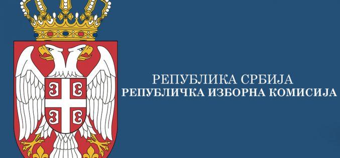 (Srpski) Zbirne izborne liste kandidata za članove nacionalnih saveta nacionalnih manjina