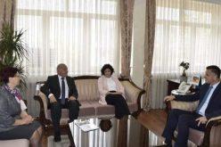 Ambasador Bugarske u prvoj zvaničnoj posjeti Novom Pazaru