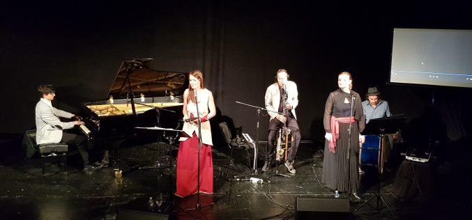 (Srpski) Koncert slovenačke etno muzike u Pančevu