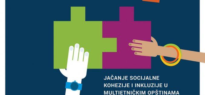 """""""Slažemo se"""" – objavljen poziv za unapređenje socijalne kohezije u multietničkim opštinama"""