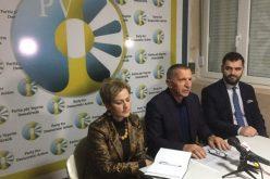 (Srpski) Kamberi najavio koaliciju sa DPA