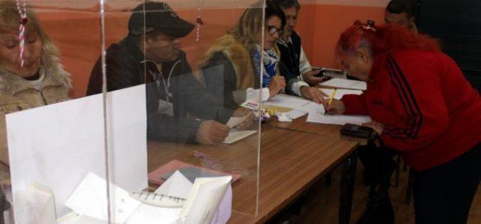 Glasalo 28,46 odsto upisanih Slovenaca