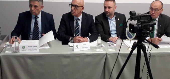 3. Sjednica Ureda koordinacije bošnjačkih vijeća