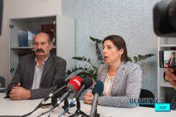 Konferencija za štampu u Nacionalnom savitu bunjevačke nacionalne manjine