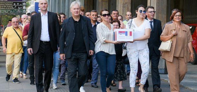 """(Srpski) Najviše je osvojila lista """"Rumunska lista Dr Jon Omoran"""""""