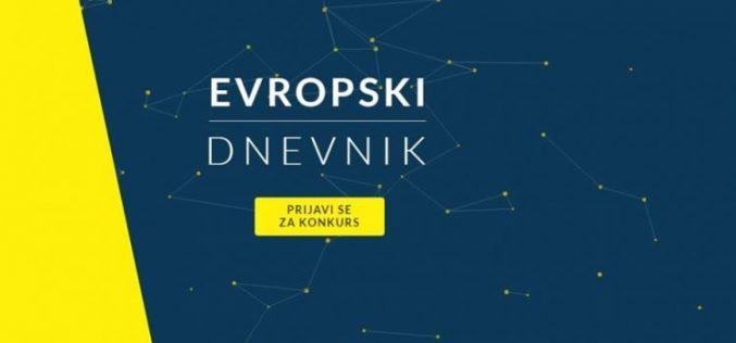 """Novi nagradni konkurs za """"Evropski dnevnik"""""""