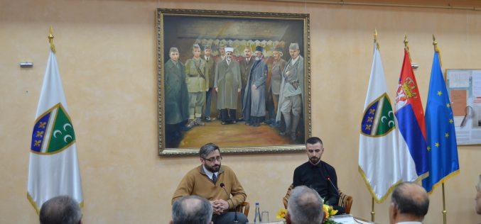 (Srpski) Veče o Ćamilu Sijariću: Cio svijet živi u Sandžaku