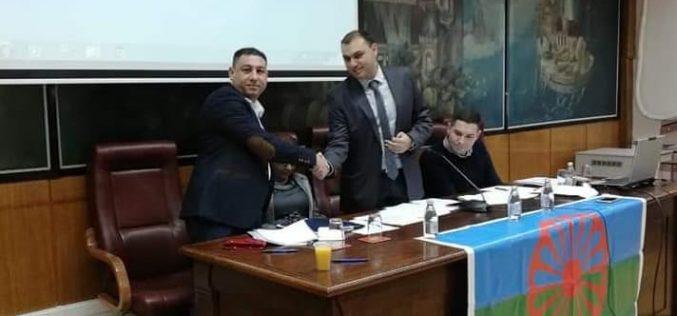 Dalibor Nakić novi predsednik Nacionalnog saveta Roma