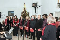 """Koncert hora """"Merry Gospel"""" u Zemunu"""