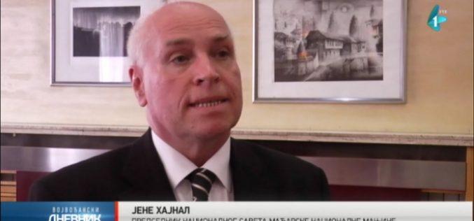 (Srpski) Jene Hajnal ponovo na čelu Nacionalnog saveta Mađara