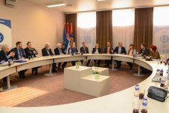 Optimističan početak saradnje s novoizabranim predsednicima nacionalnih saveta nacionalnih manjina