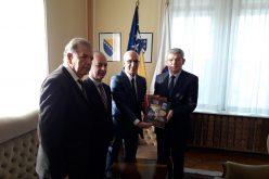 (Srpski) Sastanak delegacije BNV sa bošnjačkim članom Predsjedništva BiH