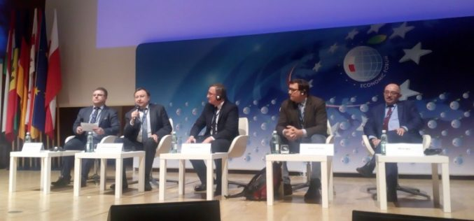 (Srpski) Njilaš na 12. Forumu Evropa‒Ukrajina u Poljskoj