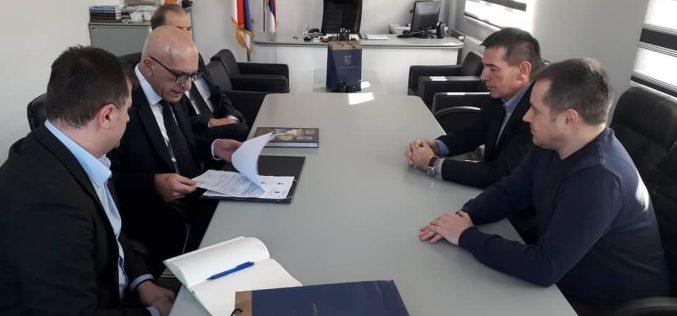 (Srpski) Institucionalna saradnja BNV i Prijepolja