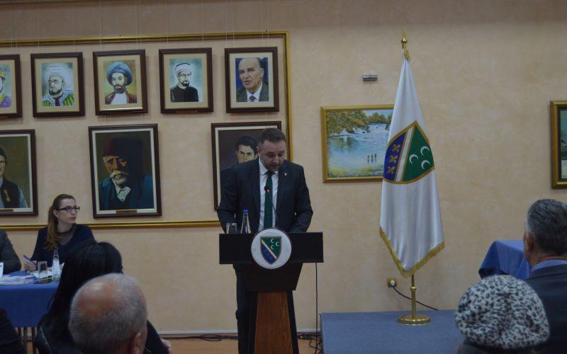 Druga sjednica Bošnjačkog nacionalnog vijeća