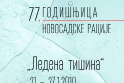 77. godišnjica i pomen žrtvama Novosadske racije