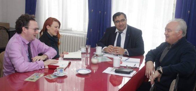 Sastanak predstavnika OEBS-a i Nacionalnog saveta Vlaha