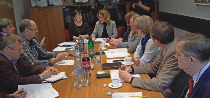 Prvi sastanak Odbora za informisanje
