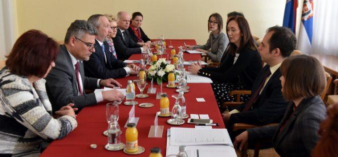 (Srpski) Snažna podrška češkoj nacionalnoj zajednici u Vojvodini
