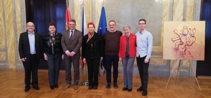 (Srpski) U Novom Sadu osnovano udruženje Češka beseda