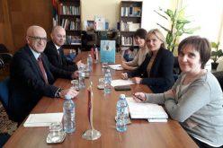 (Srpski) Predstavnici BNV razgovarali sa direktoricom Paunović