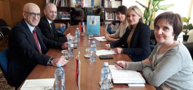 Predstavnici BNV razgovarali sa direktoricom Paunović