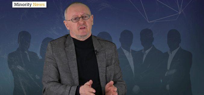 """Dejan Guzina Odsek za političke nauke: """"Nacionalne manjine u Srbiji: Između segregacije i delimične integracije"""""""