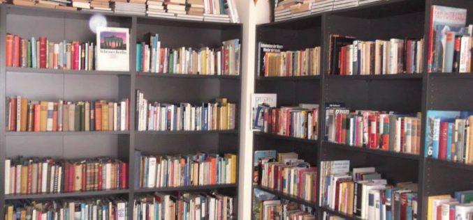 105 novih knjiga za biblioteku Nemačkog narodnog saveza