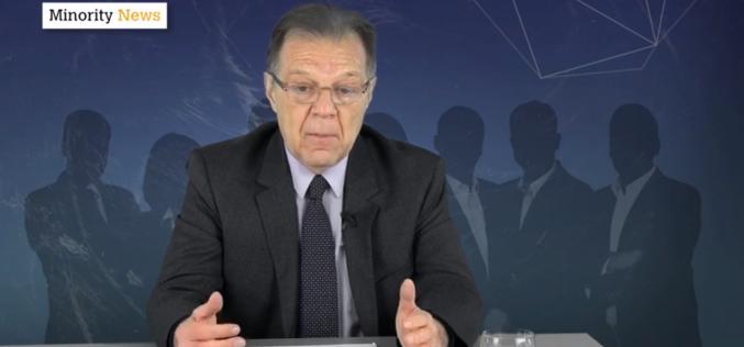 """Prof. dr Stevan Lilić: """"Ustavni okvir za zaštitu i unapređenje prava pripadnika nacionalnih manjina u kontekstu Mišljenja Venecijanske komisije o Ustavu Srbije iz 2007. godine """""""