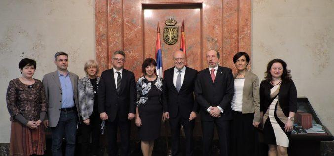 Inicijative za unapređenje kulturne saradnje sa Češkom